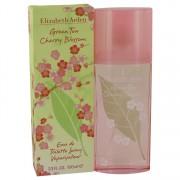 Green Tea Cherry Blossom Eau De Toilette Spray By Elizabeth Arden 3.3 oz Eau De Toilette Spray