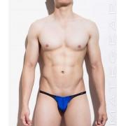 Mategear Kim Bae Tapered Sides V Front Maximizer Ultra Bikini Swimwear Blue 960902