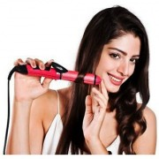 Hair straightener 2 in 1 Straightener and Curler NHC - 2009