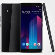 "New! HTC U11+ Ceramic Black 128Gb/Dual Sim/6.0""/2К+ 1440x2560/18:9/Super LCD5/Corning® 99HANE051-00"