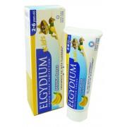 Elgydium Pasta de dinti pentru copii 2-6 ani cu aroma banane 50ml