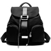 Aeoss New Style Fashionable Women's Backpack Bag, Spring and Summer New Style Students Fashion Leisure Korean Version of Women's Bag Blue 20 Backpack(Black)