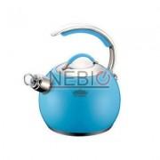 Ceainic din inox Peterhof, 3 L, Albastru