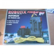 ROBOTIX Construction System Power-Up Pack by Learning Curve - Motorize Any Robotix Set