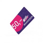 Willie cadeaukaart €50