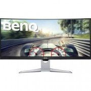 BenQ LED monitor BenQ EX3501R, 88.9 cm (35 palec),3440 x 1440 px 4 ms, VA LED HDMI™, DisplayPort, USB 3.1, USB-C™, na sluchátka (jack 3,5 mm)