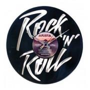 Disc'O'Clock Orologio Moderno Da Parete Rock N Roll