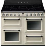 SMEG Tr4110ip Cucina 110x60 5 Zone Cottura A Induzione Doppio Forno 122 Litri Cl