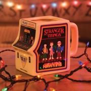 Stranger Things Arcade játékgép 3D bögre
