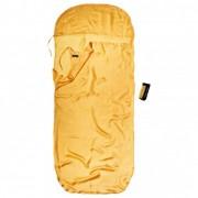 Cocoon - Kid's Silk Travelsheet - Sac de couchage léger taille 180 x 76 cm, orange