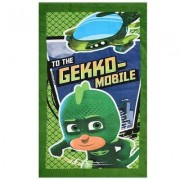 PJ Masks Pyjamashjältarna Gecko handduk