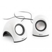 Sbox Mini Speaker per Notebook Bianco