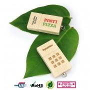 Memorias USB Eco madera
