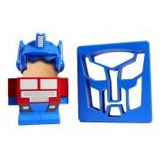 Transformers eierdop en toast cutter