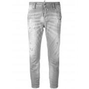 Dsquared2 укороченные джинсы 'Glam Head' Dsquared2