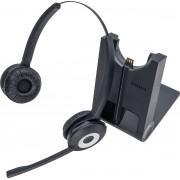 Jabra Pro 920 Duo Stereofonisch Hoofdband Zwart