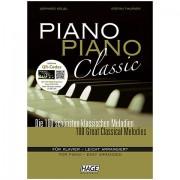 Hage Piano Piano Classic Notenbuch