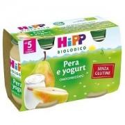 Hipp Italia Srl Hipp Bio Hipp Bio Omogeneizzato Pera Yogurt 2x125 G