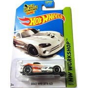 hot wheels hw Workshop Dodge Viper SRT10 ACR 236/250 2015