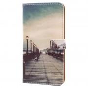 Nokia 5 Glam Wallet Case - Pier