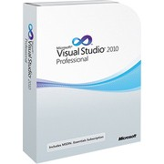 Visual Studio 2010 Professional 32/64 bit