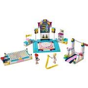 LEGO Friends 41372 Stephanie gimnasztika bemutatója