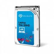 HDD Laptop Seagate Thin SSHD SATA III, 500GB, 5400 RPM, 8GB SSD, 2.5 inch