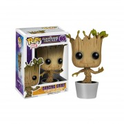 Dancing groot premium baby Funko pop marvel guardians of galaxy guardianes de la galaxia INCLUYE BOLSA POP DE REGALO