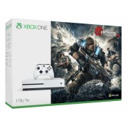 CONSOLA MS XBOX ONE S 1TB + GEARS OF WAR 4