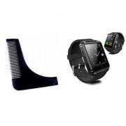 Style Maniac Combo Of U8 Smartwatch Bluetooth Smart Watch Wrist Watch digital sport watches for IOS Android Samsung