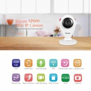 Sricam SP009 HD 720P Wireless IP Camera CCTV Wifi Video Surveillance Camera Home Security P2P Baby Monitor Indoor Outdoor Camera