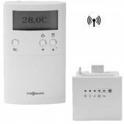 Termostat de ambient programabil wireless Viessmann Vitotrol 100 UTDB-RF2