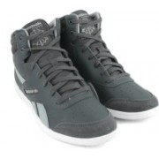 Reebok BB7700 MID GEO GRAPHIC Sneakers(Grey)