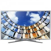 Телевизор Samsung 32M5602, 32 инча, FULL HD LED TV, SMART, 600 PQI, WIFI, PIP, HDMI, USB, Сребрист, UE32M5602AKXXH