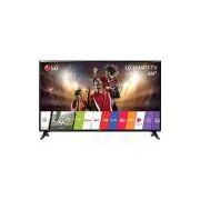 Smart TV LED 49 LG 49LJ5500 Full HD Conversor Digital Wi-Fi integrado 1 USB 2 HDMI webOS 3.5 Sistema de Som Virtual Surround Plus