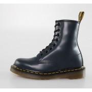DR. MARTENS cipő - 8 lyukú - 1460 - NAVY SMOOTH