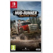 Spintires: MudRunner - American Wilds, за Nintendo Switch