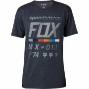 FOX Camiseta Fox Draftr Tech Htr Mdnt