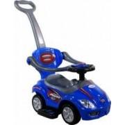 Masinuta de impins ARTI 382 Mega Car Deluxe - Albastru