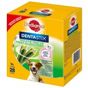 PROMO: Pack 224 uds. Pedigree Dentastix Fresh snacks para perros - 224 uds. Perros medianos