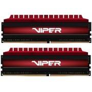 Модуль памяти Patriot Memory Viper DDR4 DIMM 3000MHz PC4-24000 - 32Gb KIT (2x16Gb) PV432G300C6K