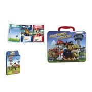 Paw Patrol Collector's Tin Top Trumps Card Game | Educational Card Games