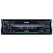 Player Auto Sony DSXA212UI, 4x55W, USB, AUX, iluminare taste Verde