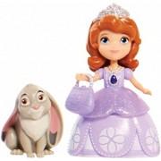 Disney Junior Sofia the First Princess Sofia & Clover Poseable Doll