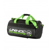 Unihoc Gearbag Oxygen Line Medium Black