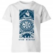 Disney Moana Star Reader Kids' T-Shirt - White - 5-6 Years - White