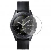 Avizar Protector de Pantalla de Cristal Templado Ultrafino para Samsung Galaxy Watch 46mm
