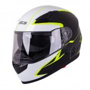 W-tec Moto Přilba W-Tec Fs-816 Black-Fluo Yellow L (59-60)