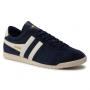 Sneakers GOLA - Gola Bullet Suede CMA153 Navy/Off White