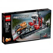 Lego hovercraft: transportador de lego 42076